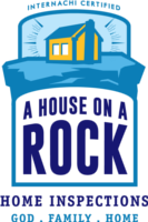 A House on a Rock home inspections logo