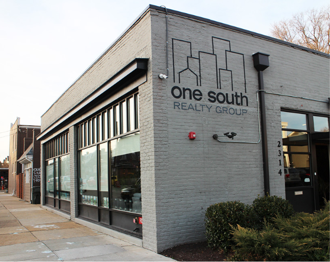One South Realty Group building