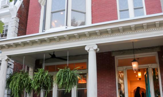 A House Story on Grove Avenue